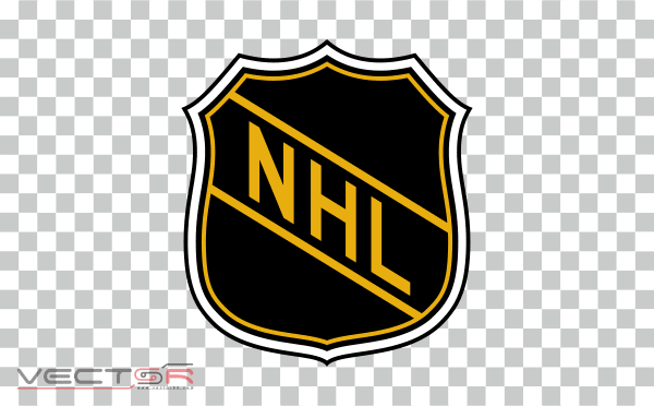 NHL (National Hockey League) (1917) Logo - Download .PNG (Portable Network Graphics) Transparent Images