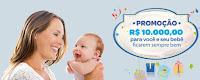 'Seu bebê de parabéns' PanVel e Johnson's www.seubebedeparabens.com.br