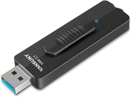 Review Vansuny USB 3.1 Gen 2 128GB USB Flash Drive