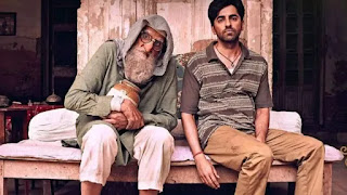 "Film ""Gulabo Sitabo' Review Amitabh bachchan and ayushmann khurrana"