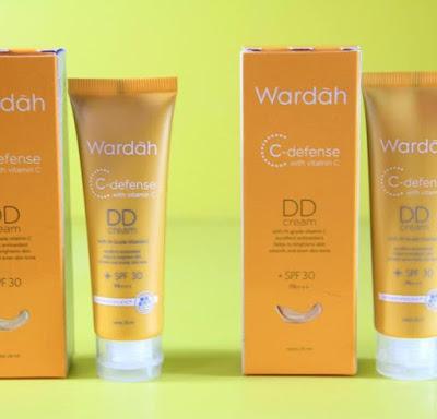 Alasan Menggunakan DD Cream Wardah