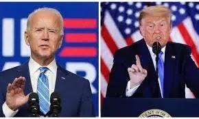 الانتخابات الأمريكية 2020 بايدن متقدم   عناكب الاخباري anakeb