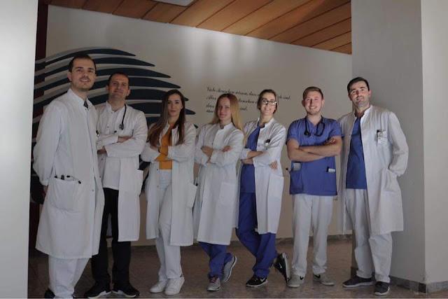 Klinika ku punojnë 7 shqiptarë të Kosovës, ndër 10 klinikat më të mira në Gjermani për trajtimin e infarktit trunor