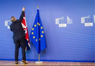 une période de transition de deux ans après le Brexit