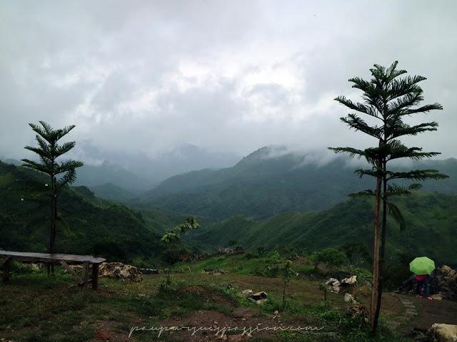 Treasure Mountain view in Tanay Rizal