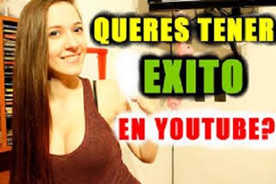 Tener Éxito Con Tu Canal de YouTube