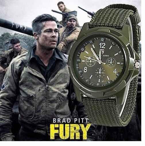 Đồng hồ thời trang dây dù Army giá rẻ nhất