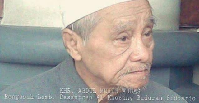 KH Raden Abd Mujib Abbas; Refleksi Jelang Haul Masyayikh Buduran