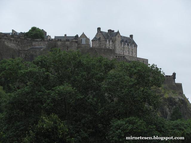 Эдинбург - Эдинбургский замок