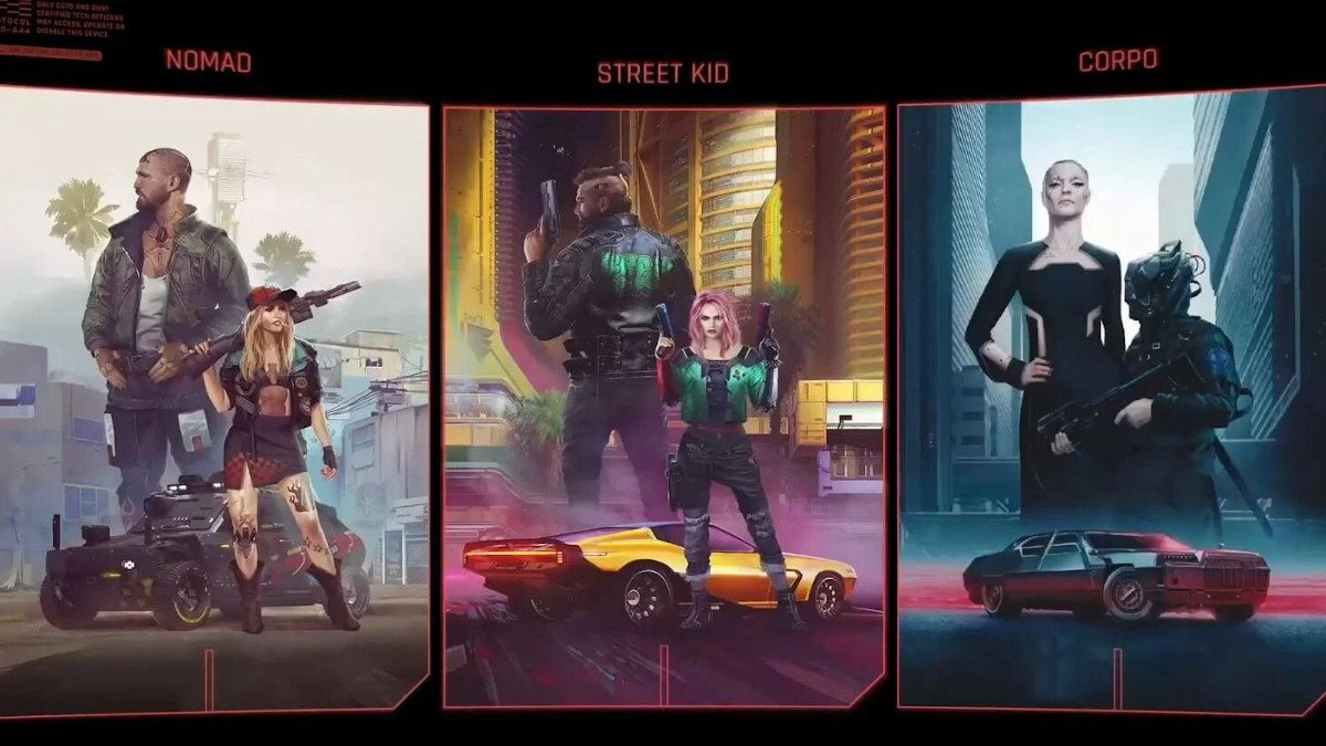 Cyberpunk 2077 origins guide: Nomad, Street kid, corporate... choose your route well, our complete guide