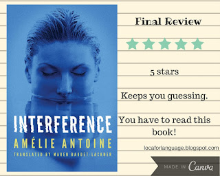 Interference by Amélie Antoine - A Review