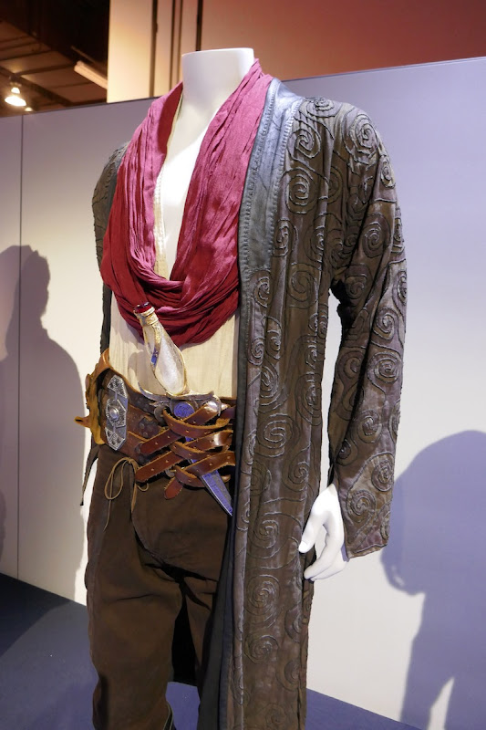 Prince of Persia Dastan movie costume