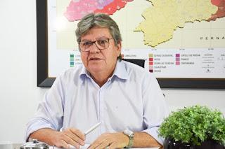 João veta lei que exigia 'ficha limpa' em nomeações de comissionados no Estado