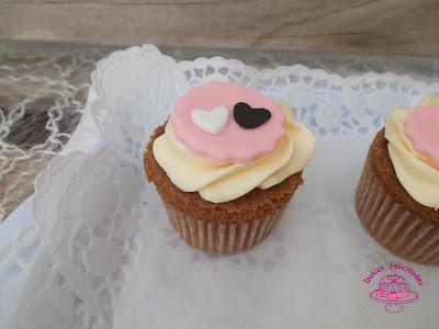 Cupcakes despedida de soltera