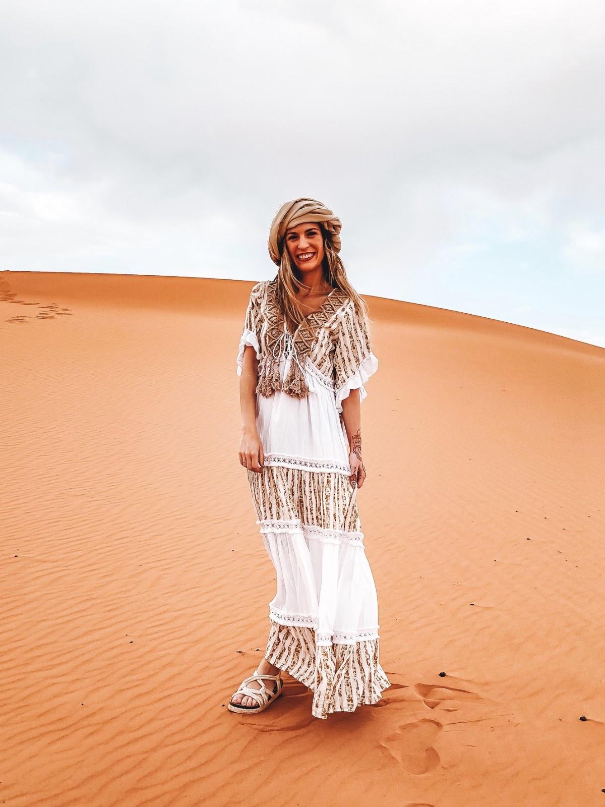 que ropa me pongo para ir al desierto