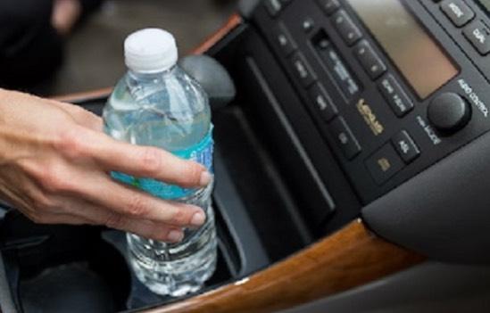 Bahaya Minum Air Dalam Botol Plastik Yang Dibiar Lama Dalam Kereta
