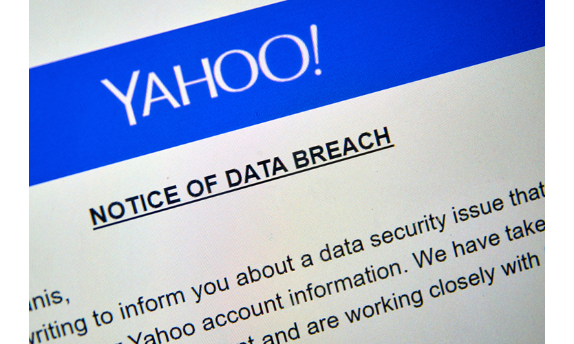 Business Ethics Case Analyses: Yahoo: Data breach leads to