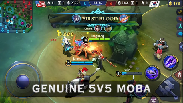 Latest Mobile Lagends Mod Apk Unlimited Gems Money Daimonds Full Version