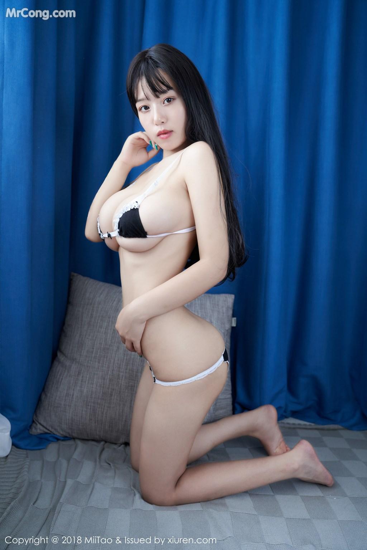 MiiTao Vol.109: Model 缇娜美Tinami (52P) - Part 3/6