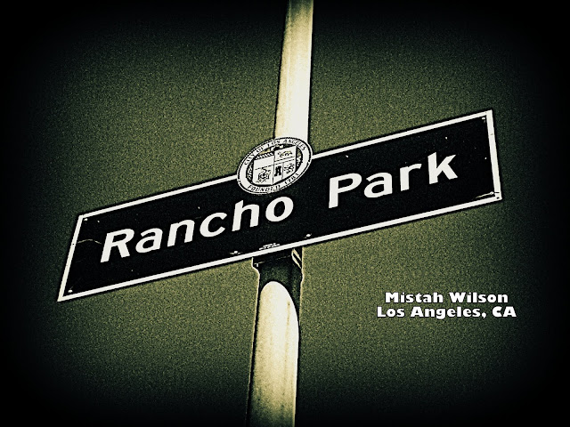 Rancho Park, Los Angeles, California by Mistah Wilson