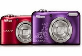 Nikon Coolpix L29 16.0 Megapixels Digital Camera for Rs.3266 Only @ ebay (Limited Period Offer)
