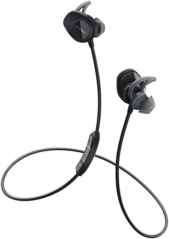Bose SoundSport Bluetooth headphones