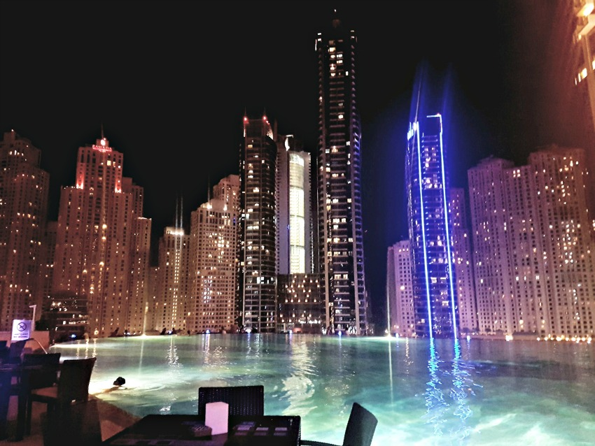 48 Hours in Dubai Shades at The Address Dubai