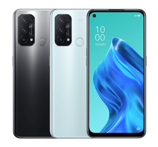 OPPO Reno 5A features