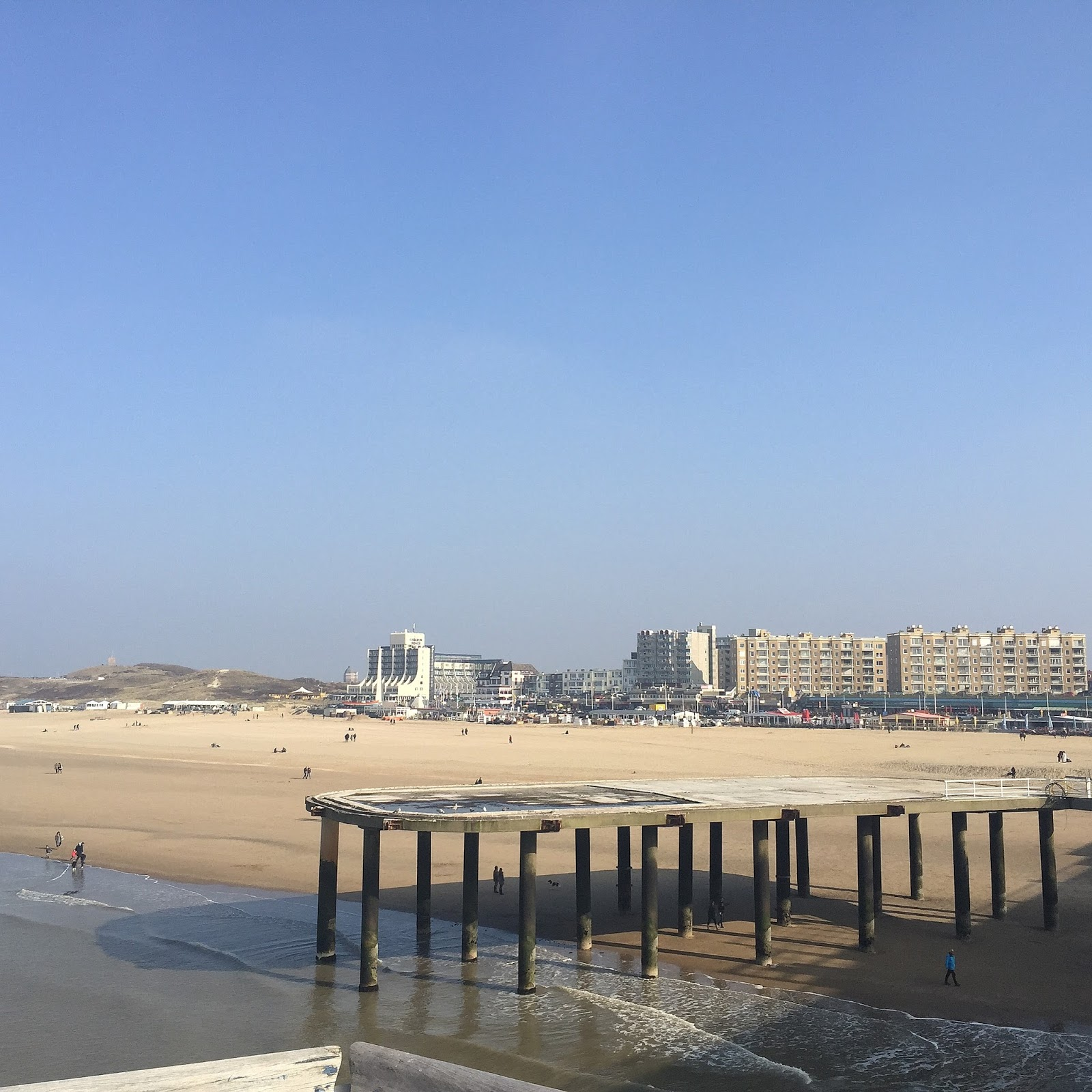 Scheveningen Beach Restaurants Fitting In With The Dutch In Scheveningen All Things Skincare