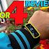 400rb-an Dapat Smartband AMOLED: Review Huawei Honor 4 Bracelet | Saingan Mi Band 3