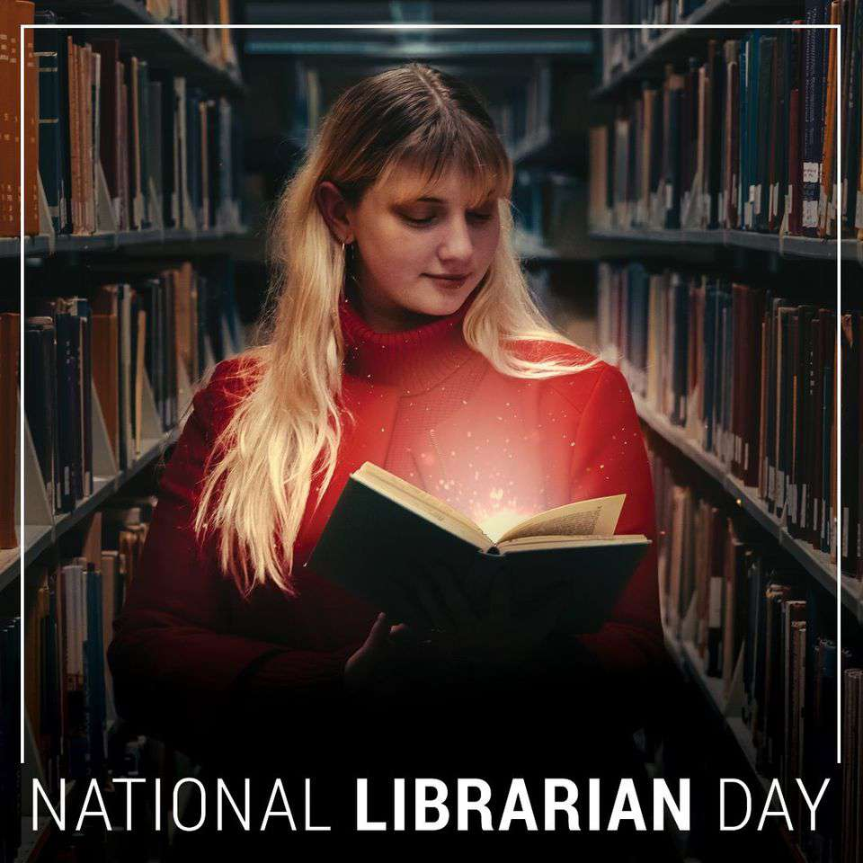 National Librarian Day Wishes pics free download