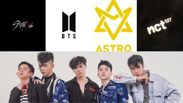Dituduh Menjiplak Lagu-lagu NCT, BTS, Dll Lagu Baru C'BOYS Boy Grup Dari Indonesia