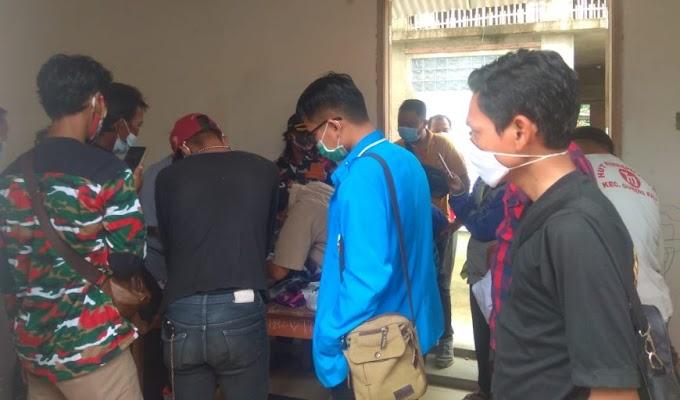 Adakan Kegiatan Baksos, KNPI Kecamatan Mekar Baru Apresiasi Ormas LMPI