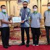 PT Maruki Bantu 30.000 Masker Medis Pada Pemerintah Provinsi Sulawesi selatan