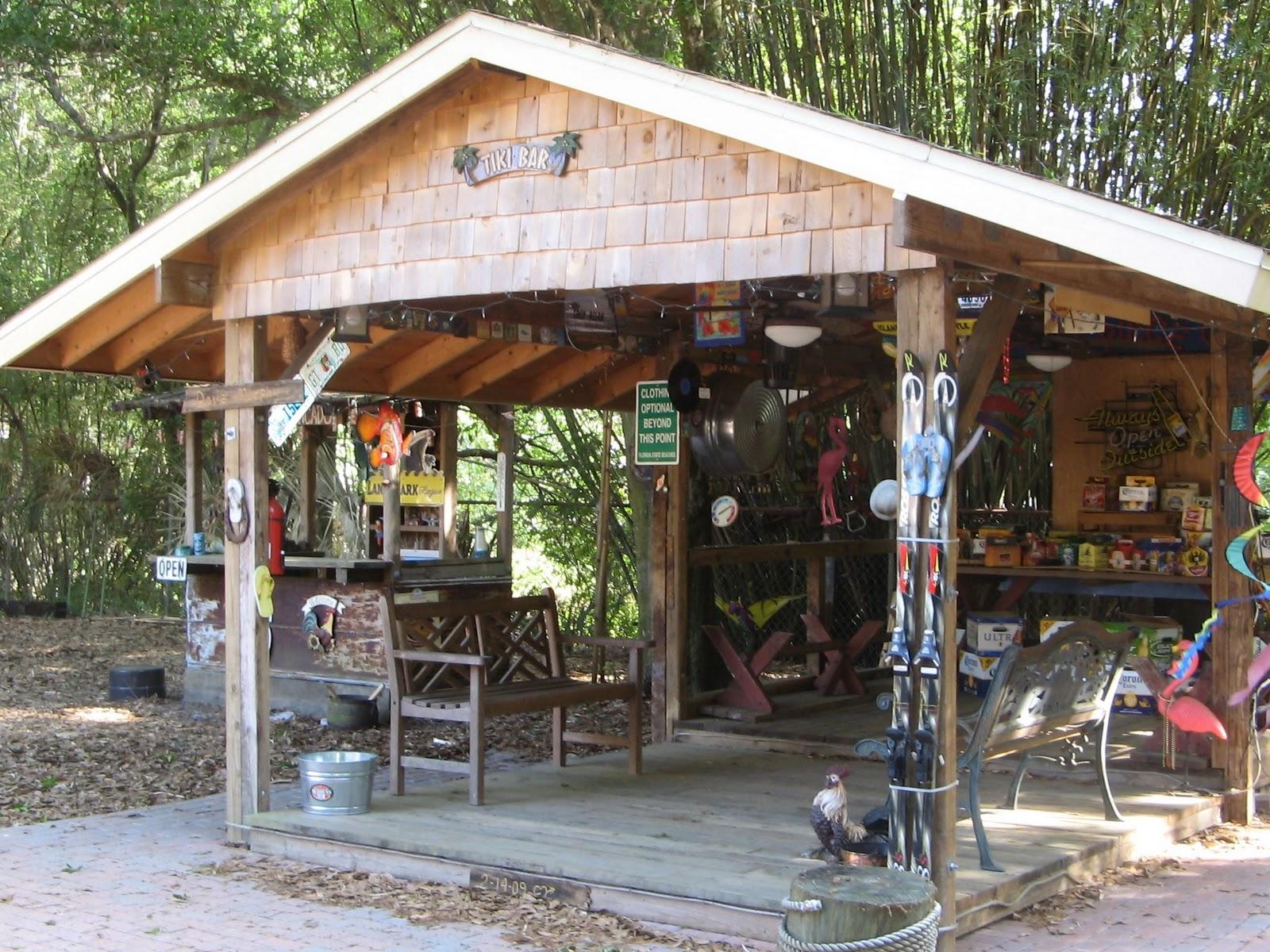 Beaches, Bands & Bars: 2011-10-09 on Tiki Bar Designs For Backyard id=77286