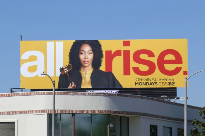All Rise season 1 billboard