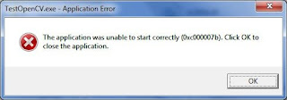افضل الطرق لحل مشكلة  0xc00007b بدون برامج