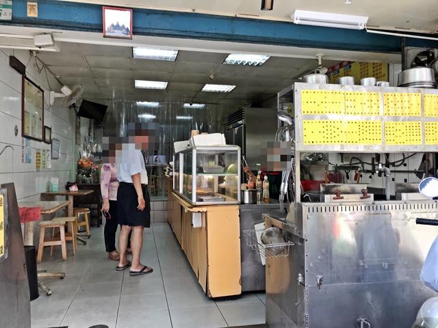 沛瀅素食館~台北捷運行天宮站素食