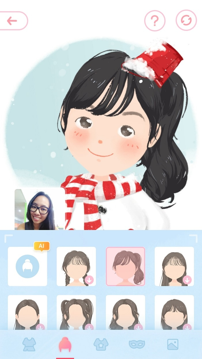 Review: Meitu Anime Avatar Feature