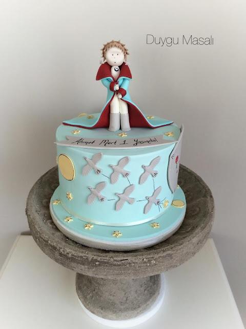 edirne küçük prens butik pasta