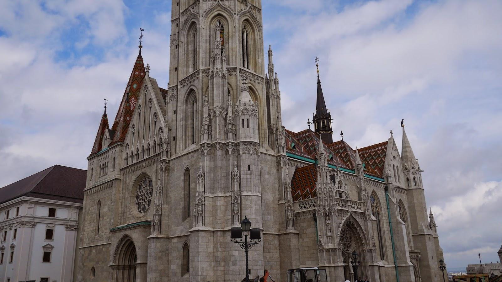 Matthius Church Budapest