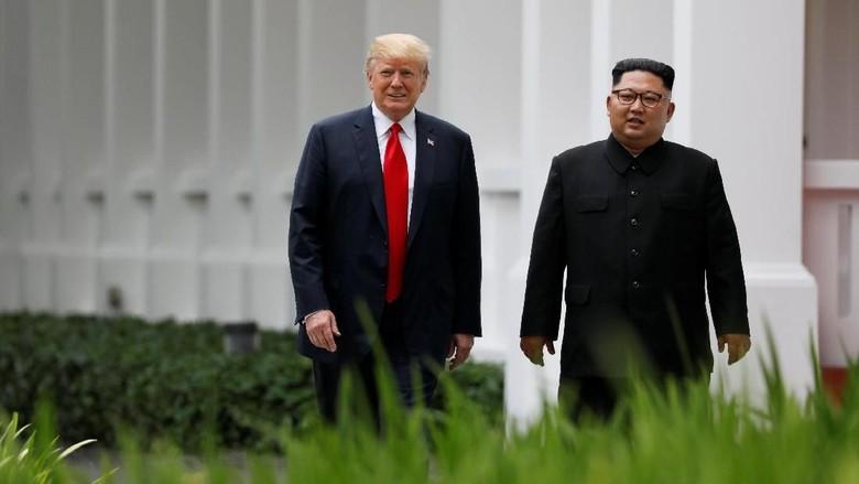 Kim Joung Un Terbuka Untuk Pertemuan Ketiga Dengan Trump
