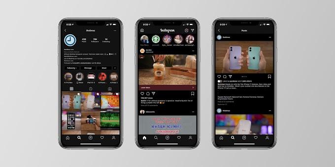 Instagram Uygulaması için Karanlık Mod nasıl aktif edilir?