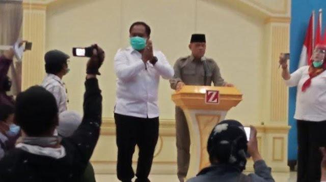 Ini Sosok Polisi yang Menghentikan Pidato Mantan Panglima TNI Gatot Nurmantyo di Acara KAMI