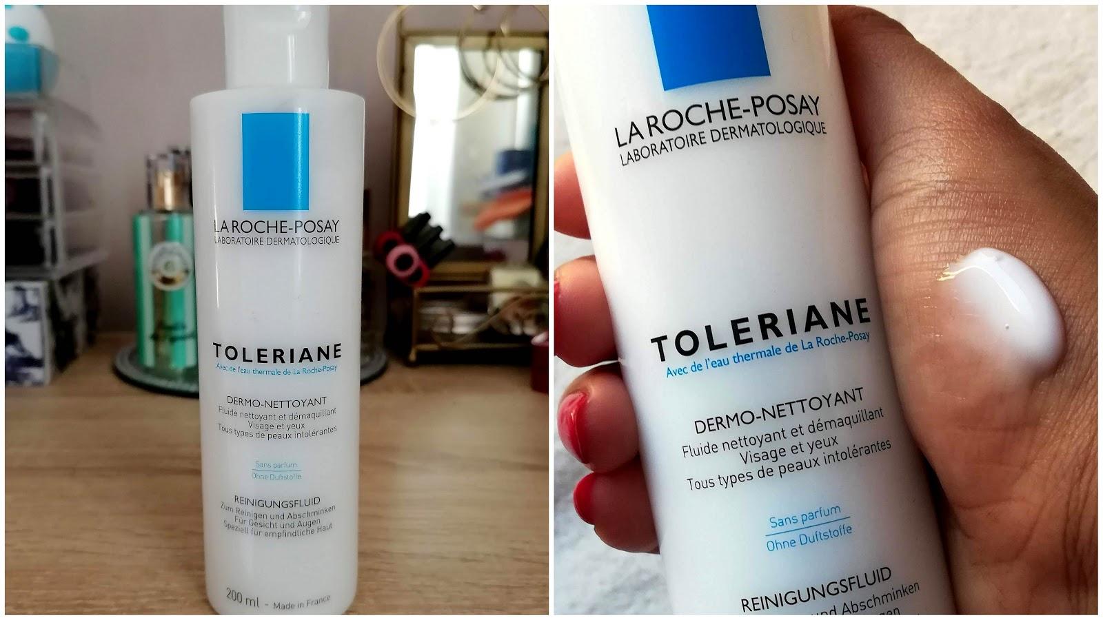Les essentiels beauté & make up pour les peaux sensibles TOLÉRIANE LA ROCHE-POSAY