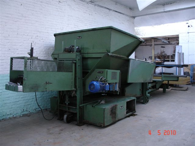 Pierret Robot Recycling Equipment For Sale Used Textile