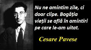 Maxima zilei: 9 septembrie - Cesare Pavese