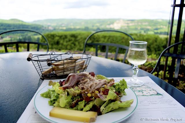 Bon Appétit en los Jardines de Marqueyssac - Dordoña Perigord por El Guisante Verde Project