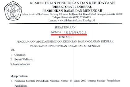 Panduan Download Dan Cara Isi E-RKAS/ERKAS Online Kemdikbud