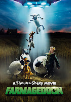 A Shaun the Sheep Movie: Farmageddon 2019 English 720p BluRay